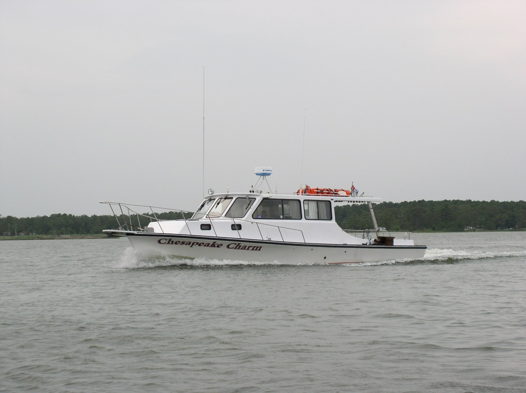 Boating is a great way to get to know Chesapeake Bay.